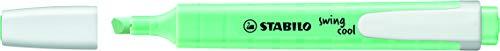 Textmarker - STABILO swing cool Pastel - Einzelstift - Hauch von Minzgrün