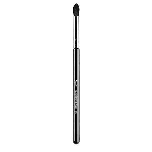 Sigma Beauty Professional E45 Small Tapered Blending Synthetic Eye Makeup Brush with SigmaTech fibers for Eyeshadow Blending
