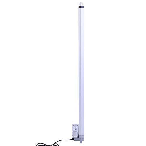 12V fuerza 1500N carrera 200-750mm actuador lineal elevador soporte de Motor eléctrico...