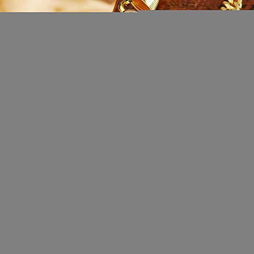 JHYMM Taschenuhr Vintage Steampunk Mechanische Taschenuhr Mit Kette Hohl Handaufzug Anhänger Uhr Männer Frauen Gold Bronze Halskette Uhr GIF