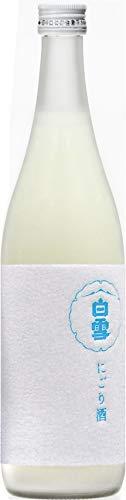 小西酒造『白雪純米にごり酒』