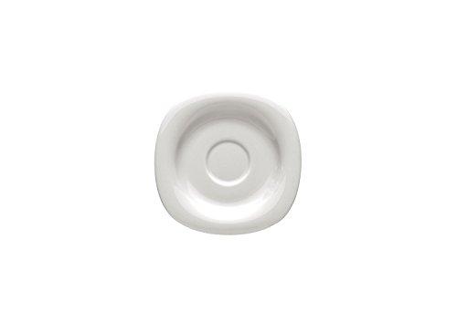 Rosenthal - Suomi Espresso/Mokka-Untertasse Weiß 13,5 cm