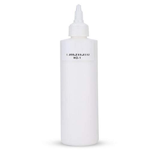 Salmue 5 Couleurs d'encre de Tatouage Professionnel, Maquillage pour Tatouage 24 ML pour Lignes et dégradés de Tatouages, Encre Body Art (Blanc,)