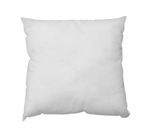 SEEBAUER Living® Füllkissen | Kuscheliger Hochbausch-Polyester | Dekokissen, Sofakissen, Kopfkissen (50 x 50 cm)