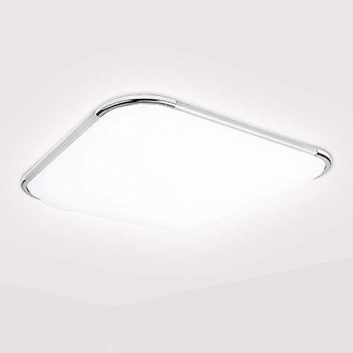 VINGO 12W LED Deckenleuchte Flimmerfrei Leuchten, Badezimmerlampe, Farbtemperatursteuerung, 2200 lm,