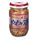 桃屋のやわらぎメンマ ラー油味 内容量115g