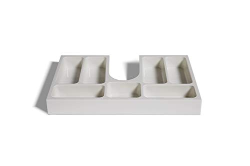 Lade-inzetstuk voor badkamermeubelen vanaf 70 cm breed