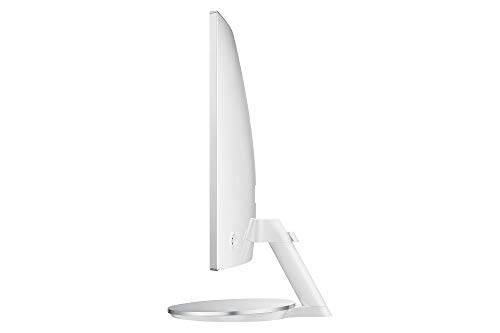 Samsung C27F591F 68,6 cm (27 Zoll) Monitor (HDMI, 4ms Reaktionszeit, 1920 x 1080 Pixel), silber/weiß - 5