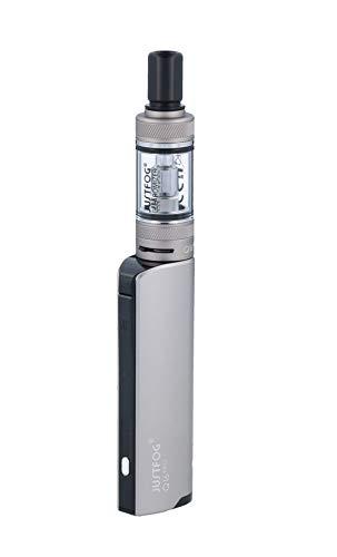JustFog Q16 Pro E-Zigaretten Set, 1,9ml, 900mAh, Top-Filling - Farbe: silber