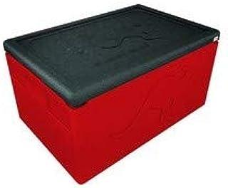 Contenedor isotérmico profesional rojo 1,9 kg hermético GN 1/1 48 L – L2G – Rojo: Amazon.es: Hogar