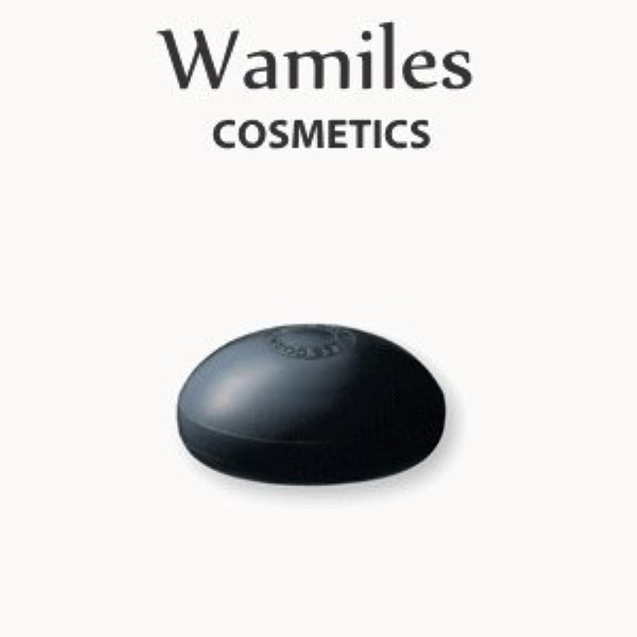 国勢調査やりすぎ線wamiles/ワミレス ザ ミネラルソープ 110g