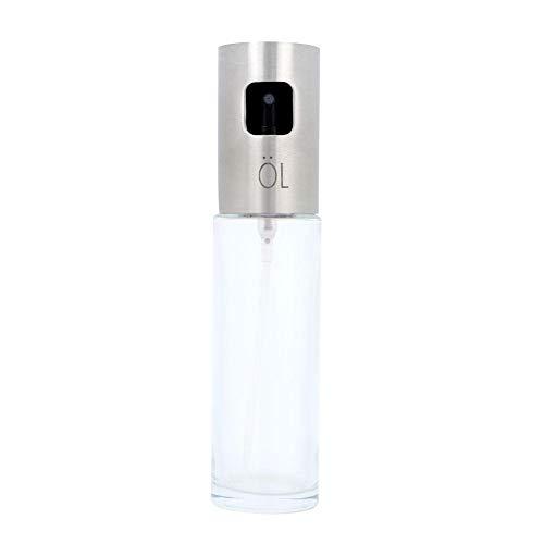 100ml RVS Spray Fles Olijfolie Sprayer Dispenser Huishoudelijke Glas Olie Spray kruiden Ketel Keuken Gadget