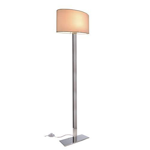 Lámpara LED moderna para salón, oficina, estudio, pie de suelo, 160 cm, E27, 230 V
