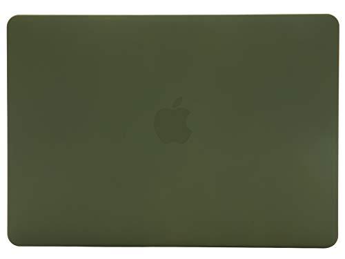 RQTX Custodia per Laptop Color Verde Militare per Il Modello più recente di MacBook PRO da 13 Pollici: A2251 A2289 (Versione 2020) Custodia Rigida per Laptop (Verde Militare)