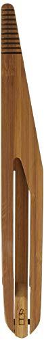Une 'domo Pv-bam-1207 Point-Virgule Pince par Mathias de Ferm 30 cm (par 6 pcs.), Bambou, Marron,