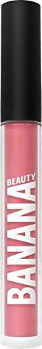Banana Beauty Oh-La-Licious (3 ml) – Semi Matte Liquid Lipstick – kussechter Lippenstift matt...