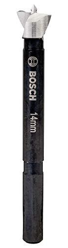 Bosch Professional Forstnerbohrer (für Holz, Ø 14 mm, Länge 90 mm, Zubehör Bohrmaschine)