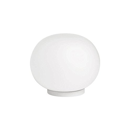 Flos MINI GLO-BALL T DIM EU BCO Verre Blanc 11,2 x 9 cm