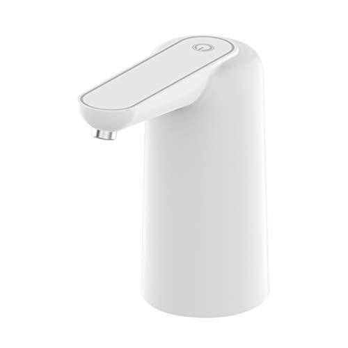 Hemoton Wasserflasche Pumpe USB-Aufladung Automatische Trinkwasserpumpe Tragbare Elektrische Wasserspender Wasserflasche