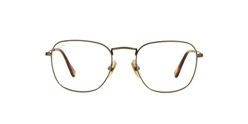 Ray-Ban VISTA 0RX8157V Gafas, 1222, 48 Unisex Adulto