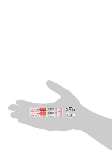 Zebra Emulsion BallPoint Pen Refill for Sharbo and Surari Sharbo Multi Function Pen Red Ink, 0.5mm Point (RESB5-R) Photo #2