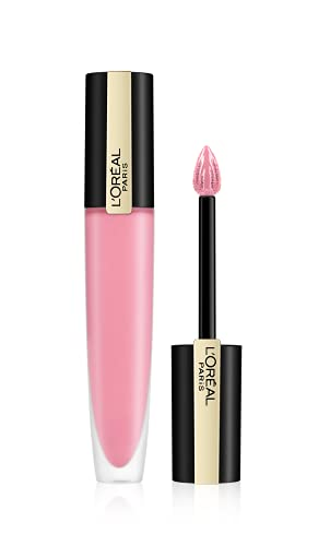 L'Oréal Paris Rouge Signature 109 I Savor Pintalabios Mate Permanente Rosa - 7 ml