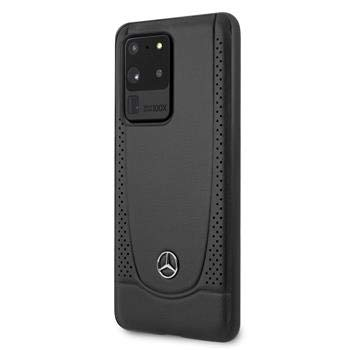 CG MOBILE - Carcasa para Samsung S20 Ultra G988 Mercedes Perforation, color negro