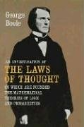 Boole, G: An Investigation of the Laws of Thought
