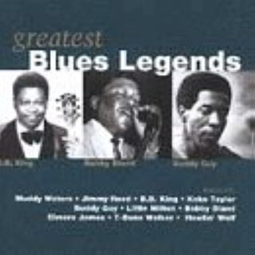 Greatest Blues Legends