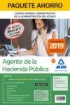 Paquete Ahorro Agentes de la Hacienda Pública. Ahorra 68 € (incluye Temario volúmenes 1 y 2; Test; Simulacros de examen; acceso a Curso Oro)
