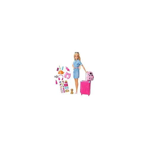 Mattel -  Barbie FWV25 - Reise