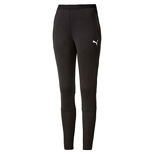 PUMA Liga Training Pants Chándal, Mujer, Negro (Black/White), M
