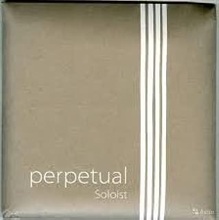 Pirastro Perpetual Soloist Cello Set Medium Gauge