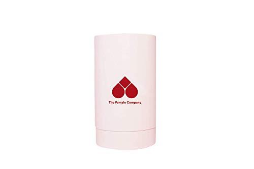 The Female Company® Lot de 42 tampons 100% coton bio