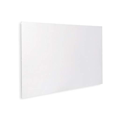 Allpax Infrarotheizung ECO 450 Watt - 5 Jahre Garantie - 90 x 60 cm - optimal für Raumgrößen: 6-8 m optional mit Thermostat – Wand- oder Deckenmontage