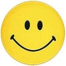 Smiley Face Button Pins, 2.25