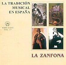 LA TRADICIÓN MUSICAL EN ESPAÑA Vol. 27- LA ZANFONA: VARIOS: Amazon.es: Música