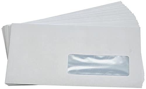 Elco 60289 - Paquete de 500 sobres con ventana (C5), color blanco