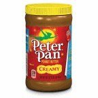 Peter Pan Creamy Peanut Butter 163 Oz Pack of 2