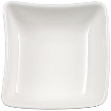 Preisvergleich für Villeroy & Boch NewWave Dipschälchen, Premium Porzellan, Weiß