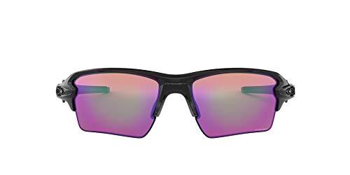 Oakley 9188 - Gafas de sol para hombre, color negro (polished black), talla 59 mm
