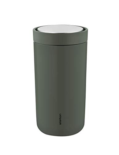 Stelton to Go Click 0,2 l. - Soft Dark Forest [A]