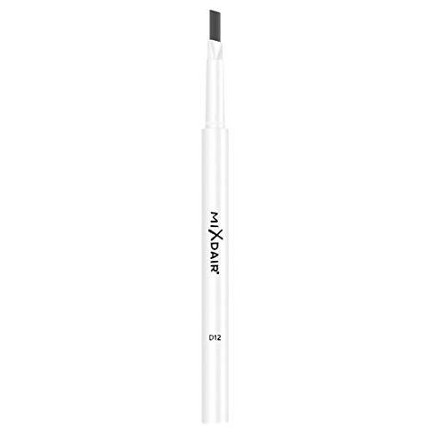 PinkLu Augenbrauenstift Vierfarben microblading Macheten Brauenstifte Dauern Augenbrauen färben Leitung Augenbrauenpuder mit Augenbrauenpinsel