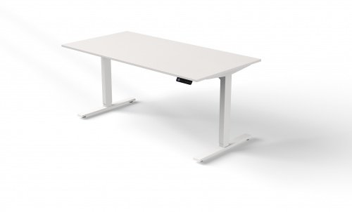 Kerkmann 3805 Bureau HV 160 x 80 cm (Blanc)