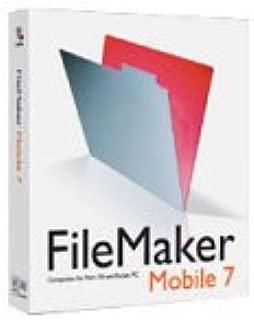 FileMaker Mobile 7 Spanish