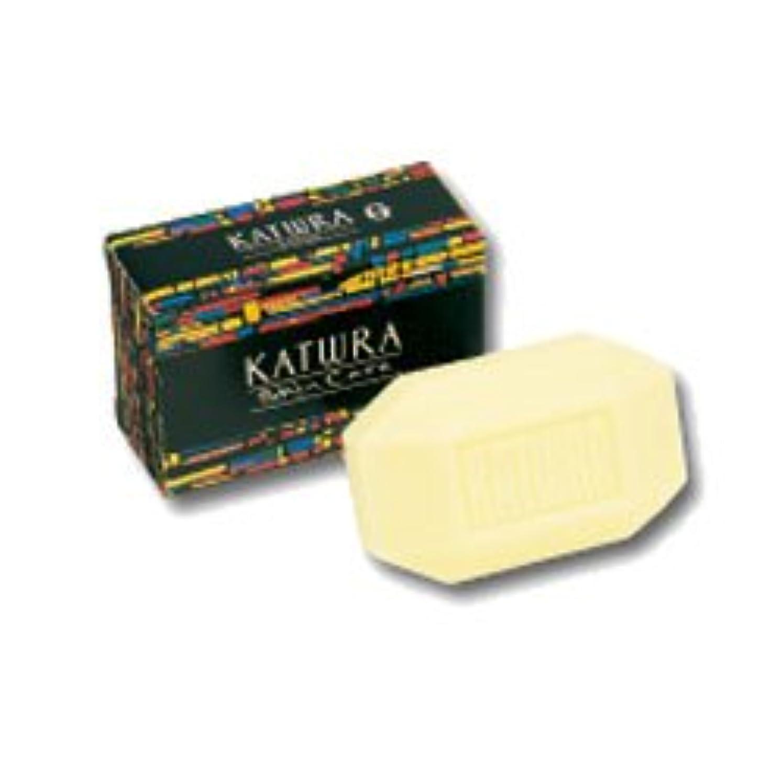 選択常習者限り【カツウラ化粧品】カツウラ?サボン(グリーンフローラルの香り) 100g ×10個セット