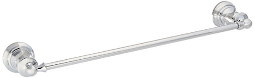 Moen YB9818CH Waterhill 18-Inch Towel Bar, Chrome