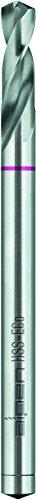 alpen 62800330100 Spiralbohrer HSS Cobalt für INOX-Bleche und Hardox, ∅ 3,3 mm, L1 65 mm, L2 18 mm
