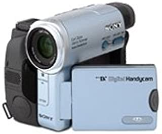 Sony Handycam DCR-TRV22 - Camcorder - optical zoom: 10 x - Mini DV