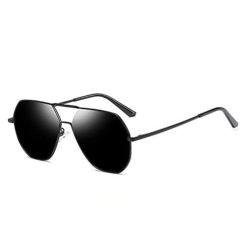 Aoten Gafas de sol fotocromáticas para pesca con montura de aleación para conducir.